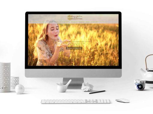 Audrey Galice – Site internet