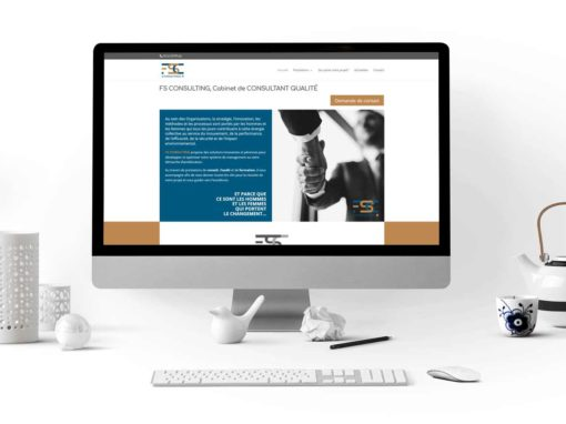 FS Consulting – Site internet