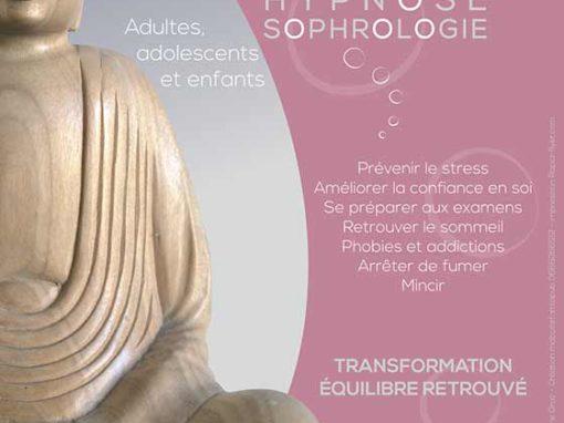 Logo, carte de visite, flyer Ariane Dray