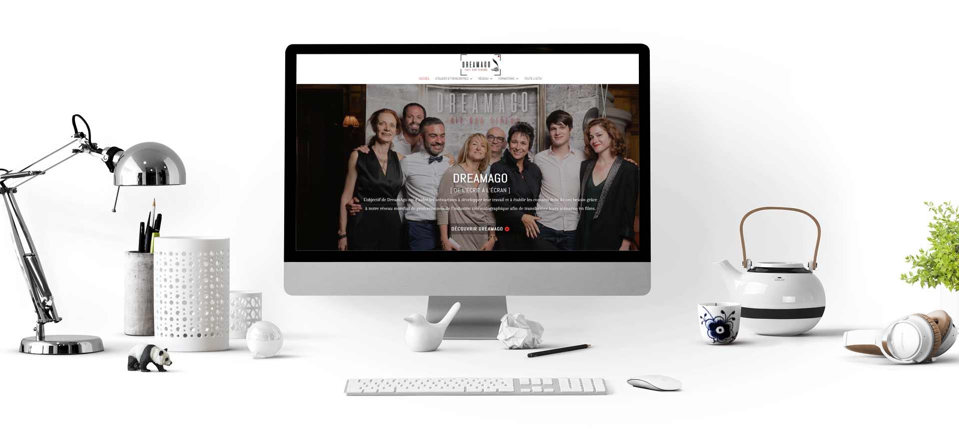 Site internet pour une association