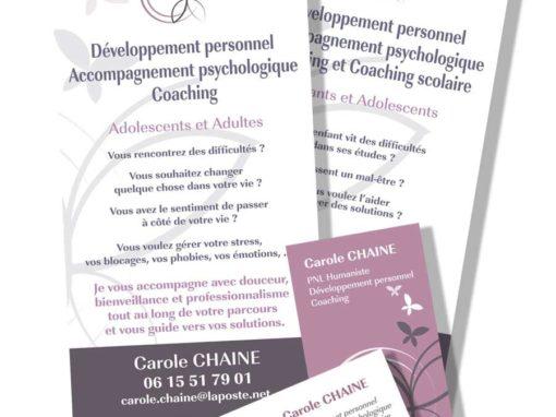 Carole Chaine, développement personnel