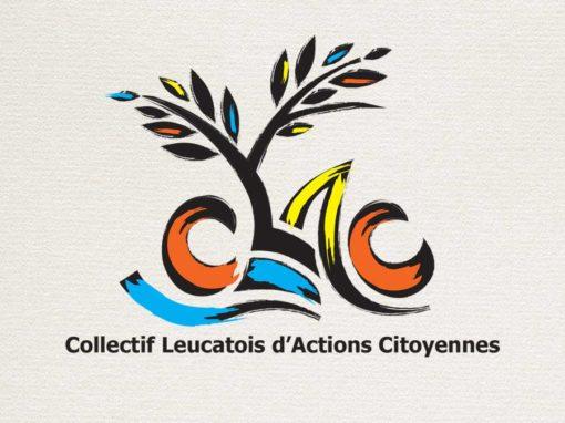 Logo pour l'association Leucatoise CLAC