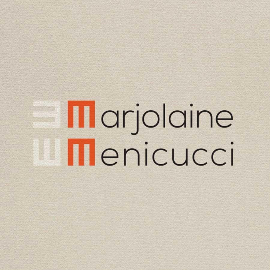 Logo Marjolaine Menicucci orthoptiste